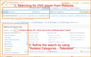 Refine search function in Vertical search